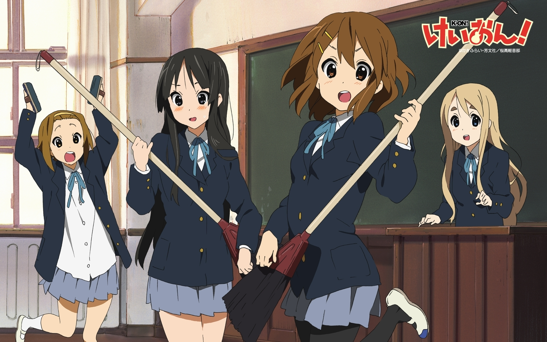 Anime World - K-On!